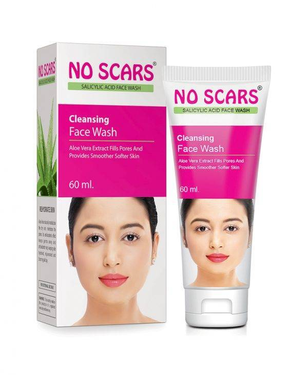 Face Wash for Acne Scars