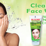 no scars neem extract facewash.