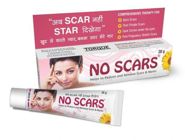 No Scars cream for womens