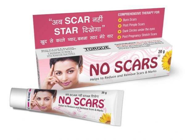 No Scars cream for womens