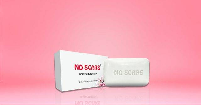 No scars soap for pimples