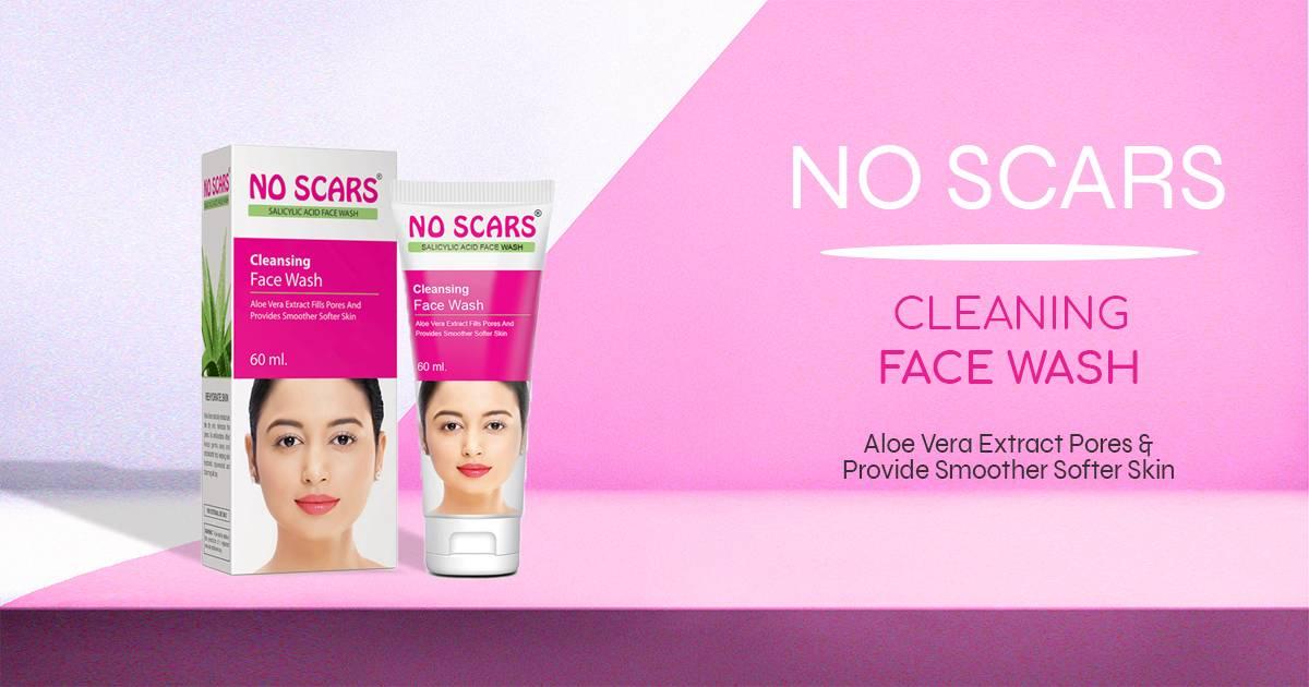 scars face facewash