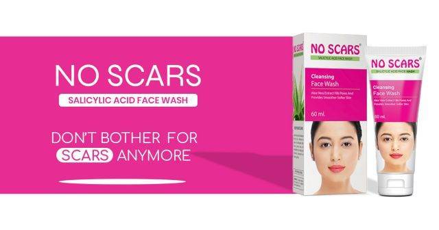 face wash for black spots