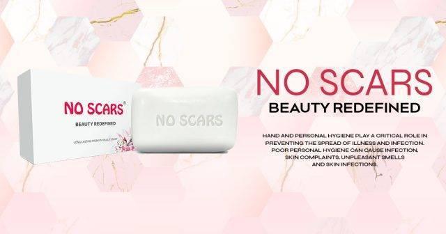 acne scar removal soap